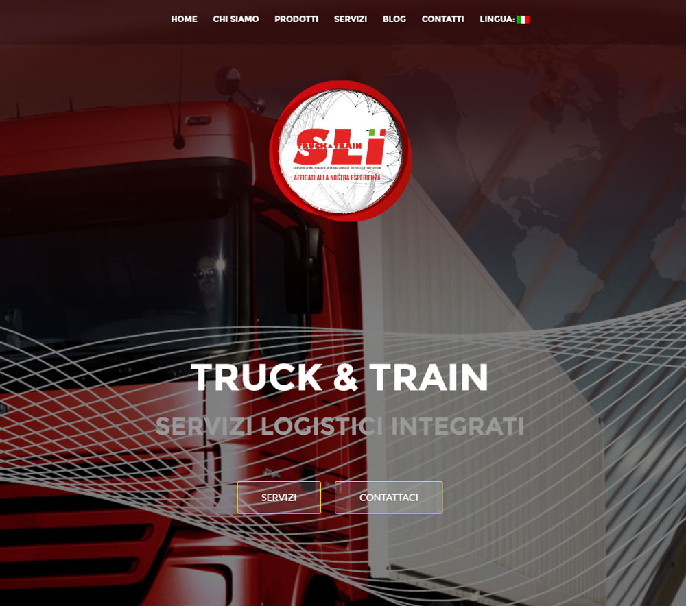 SLI WebSite